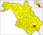 Locatio Casellarum in provincia Salernitana