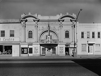 National Register of Historic Places listings in Sanpete County, Utah - Image: Casino Theatre, Gunnison
