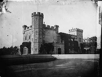 Penrhyndeudraeth - Castell Deudraeth, 1875