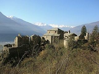 Quart, Aosta Valley Comune in Aosta Valley, Italy