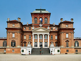 Image illustrative de l'article Château royal de Racconigi