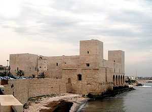Trani - The old fort