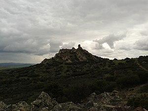 Salvatierra Castle - Ruins of the castle of Salvatierra