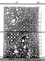 Cathédrale - Vitrail, baie 59, Vie de Joseph, dixième panneau, en haut - Rouen - Médiathèque de l'architecture et du patrimoine - APMH00031370.jpg