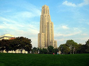 Cathedral of Learning - The Cathedral of Learning