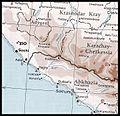Caucasus region Ovest.jpg
