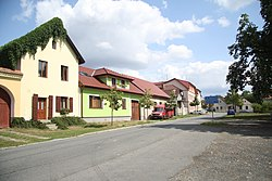Center of Senožaty, Pelhřimov District.jpg