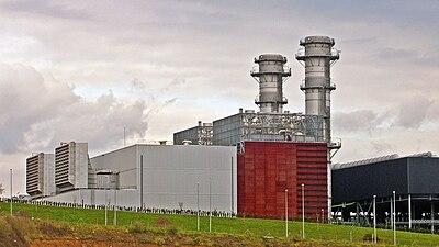 Picture of Amorebieta Bizkaia Energia Power Plant