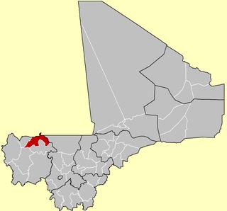 Nioro Cercle Cercle in Kayes Region, Mali