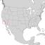 Cercocarpus traskiae range map 1.png