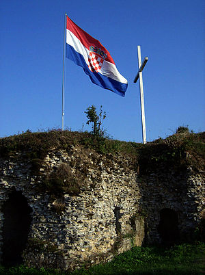Cetin Castle - The fortress of Cetin