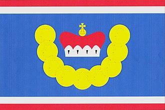 Cetoraz - Image: Cetoraz CZ flag