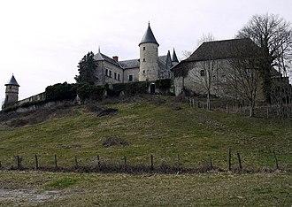 Andert-et-Condon - Castle of Andert