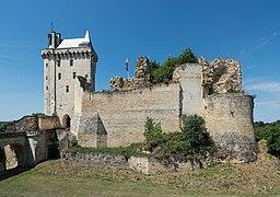 Château de Chinon, East view 20170611 1.jpg