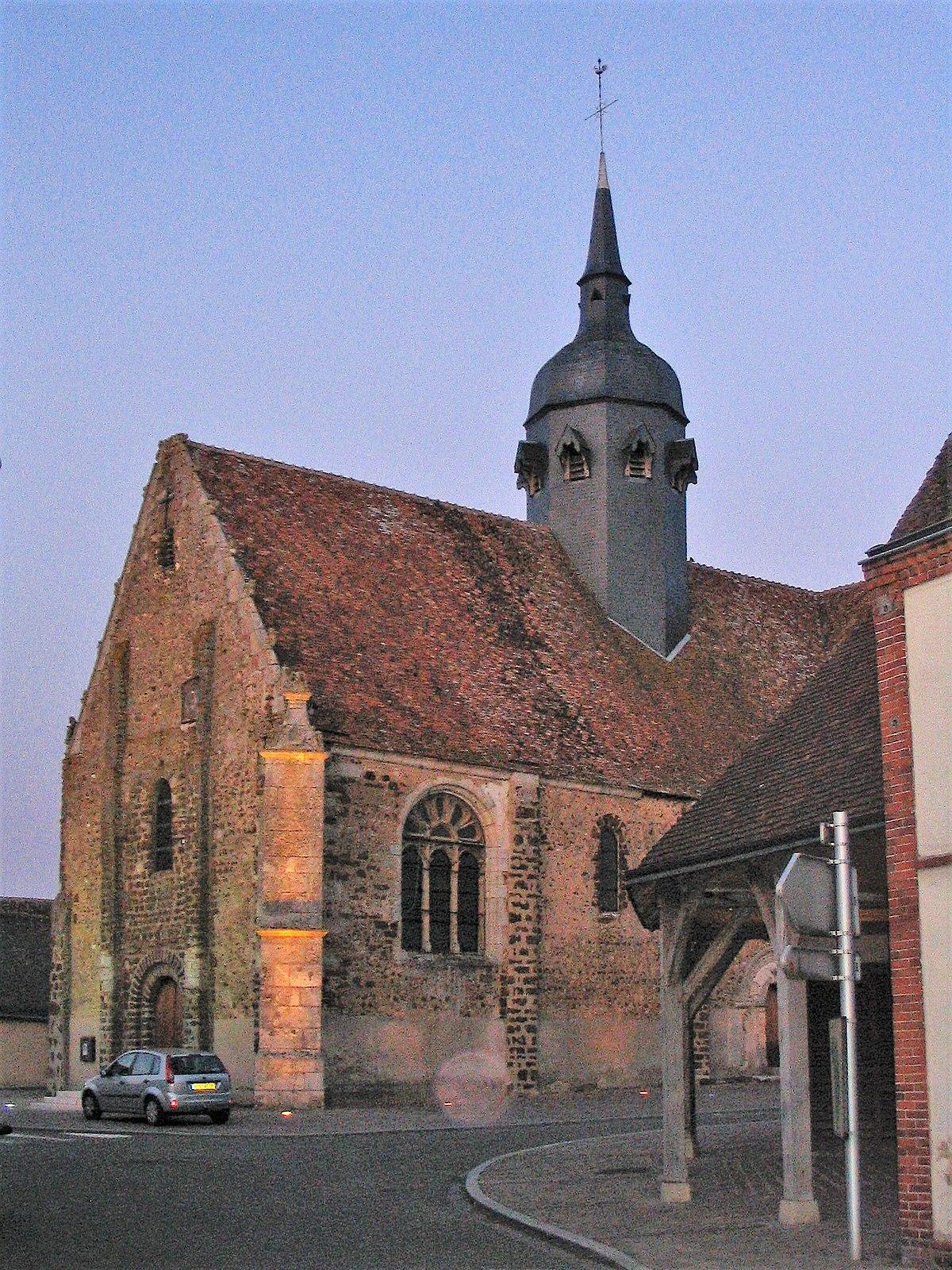 Category église Saint Hilaire De Châtillon En Dunois Wikimedia Commons