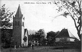 The church at the start of the 20th century
