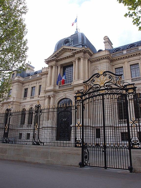 File Chambre De Commerce Et Dindustrie De Paris 4 May