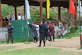 Changlimithang Archery Ground, Thimphu 02.jpg