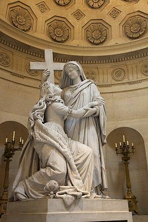 Jean-Pierre Cortot - Image: Chapelle Expiatoire 3, Paris 2010