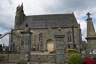 Berhet - Notre-Dame-de-Comfort chapel