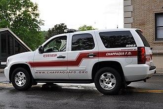 Chappaqua, New York - Image: Chappaqua FD1