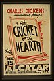 "Charles Dicken's immortal play ""The cricket on the hearth"" LCCN98516941.jpg"