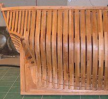 Wooden Ship Model Wikipedia
