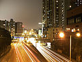 Chatham Road North at night (revised).jpg