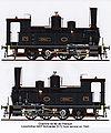 Chemins de fer de l'Hérault - Locomotive 040T D-72 1943.jpg