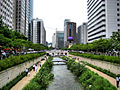 Cheonggyecheon stream (1510072356).jpg