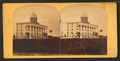 Chesapeake Hospital, Fortress Monroe, Va, from Robert N. Dennis collection of stereoscopic views.png