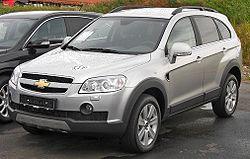 2006–2008 Chevrolet Captiva