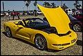 Chevrolet Corvette meet at Clontarf-36 (14484747050).jpg