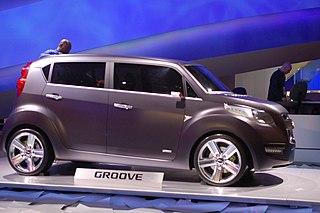 Chevrolet Groove Motor vehicle