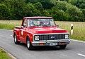 Chevrolet Pick Up Sachs Franken Classic 2018 Buchert Senertec P5201169.jpg