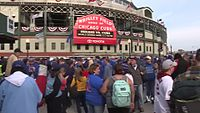 File:Chicago Cubs Host First World Series Games in 71 years.webm