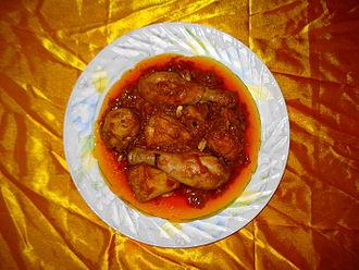 Korma - Chicken korma