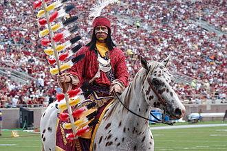 Osceola and Renegade - Chief Osceola and Renegade in 2008
