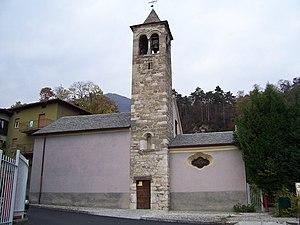 Malegno - Church of Santa Maria al Ponte
