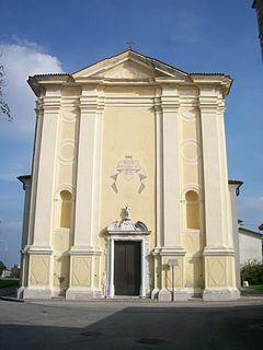 Ronchis Comune in Friuli-Venezia Giulia, Italy