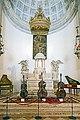 Chiesa di San Maurizio - Venezia Altare maggiore.jpg