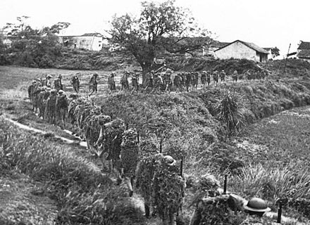 National Revolutionary Army soldiers march to the front in 1939. Chinese soldiers 1939.jpg