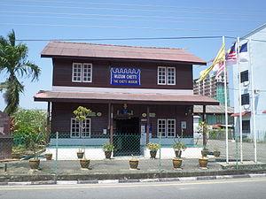 Chitty - Chitty Museum in Melaka.