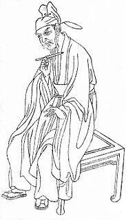 Lu Jiuyuan Chinese scholar