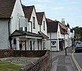 Chobham High Street, looking south - geograph.org.uk - 1358335.jpg