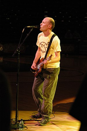 Chris Ballew - Ballew in 2005
