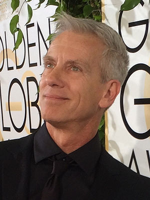 Chris Sanders - Sanders at the 2014 Golden Globe Awards