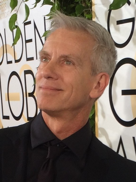 Chris Sanders, Golden Globes 2014 (crop)