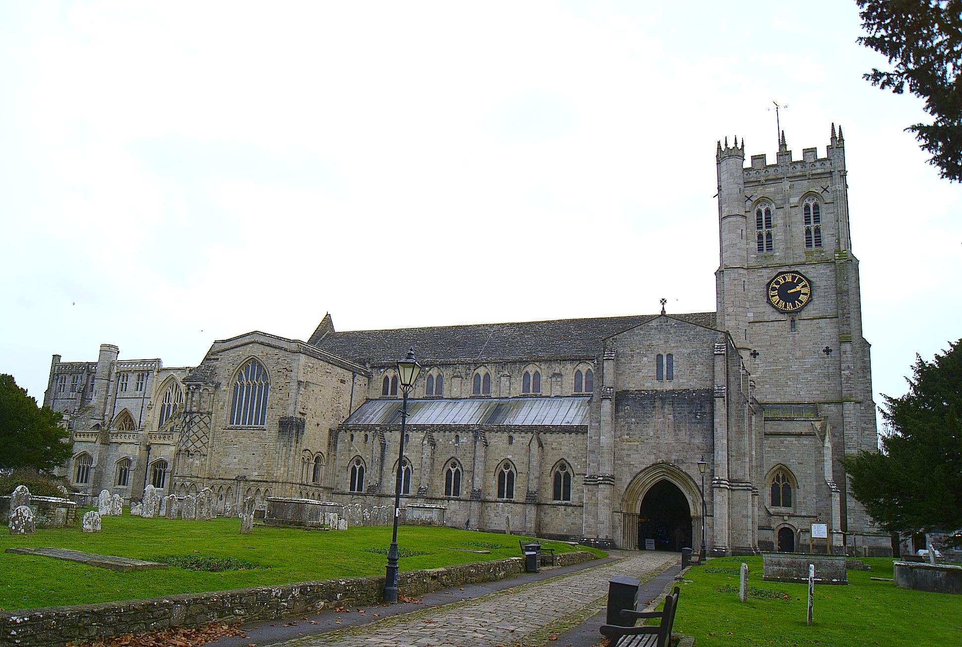 Christchurch Wikipedia: File:Christchurch Priory, Dorset.tiff
