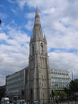 Christchurch and Upton Chapel, Lambeth North, London. - geograph.org.uk - 18403.jpg